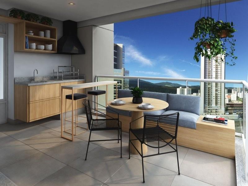 Apartamento à venda  no Vila Mogilar - Mogi das Cruzes, SP. Imóveis