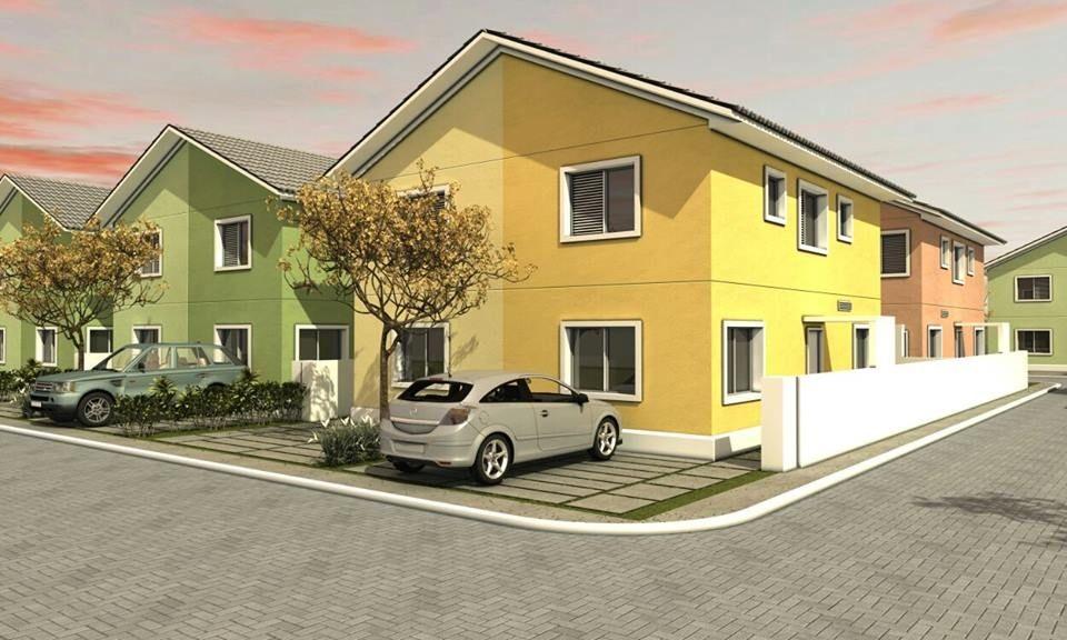 Casa em condomínio à venda  no Jardim Carlos Cooper - Suzano, SP. Imóveis